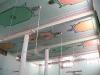 airport, plafond
