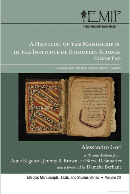 A Handlist of the Manuscripts in the Institute of Ethiopian Studies